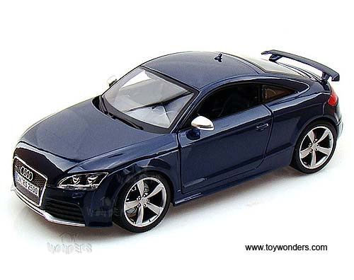 audi tt rs hard top by bburago diamond 1 18 scale diecast. Black Bedroom Furniture Sets. Home Design Ideas