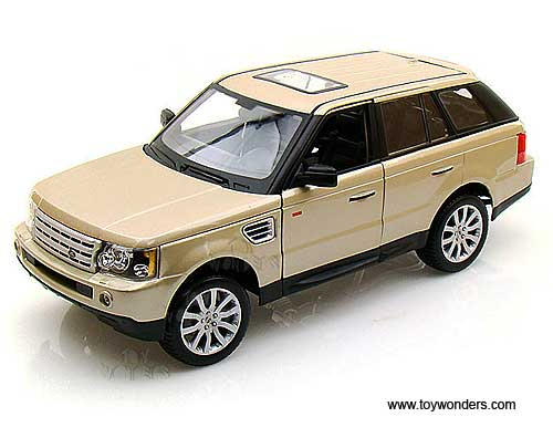 Range Rover Sport Suv W Sunroof Scale Diecast Model Car