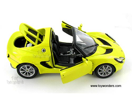 Welly Lotus Elise 111s Convertible 2003 1 18 Scale Cast Model Car