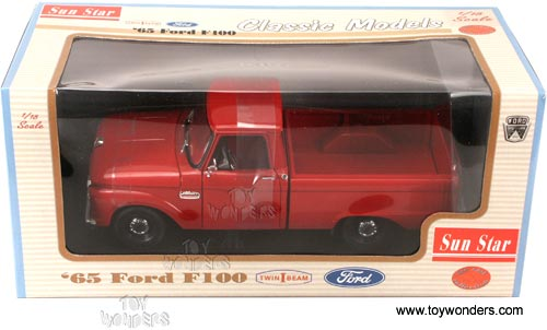 1:18 Sun Star Ford F-100 Pick Up /'65
