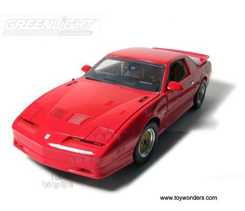 Greenlight Muscle Car Garage   Pontiac Trans Am GTA Hard Top (1989, 1/