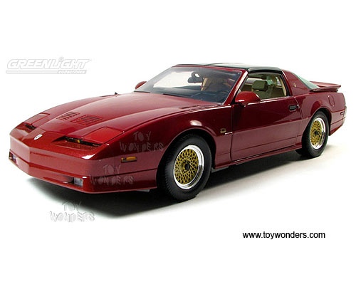 Pontiac Trans Am Gta Hard Top By Greenlight Muscle Car Garage