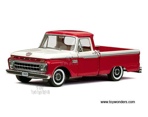 Sun Star Usa Ford F 100 Pickup Truck 1965 1 18