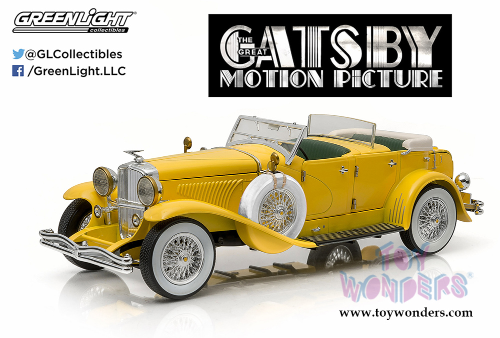 Duesenberg Ii Sj Convertible From Quot The Great Gatsby