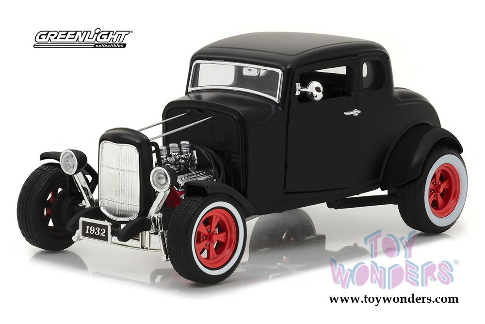 Greenlight - 1932 Custom Ford Hot Rod 12975 1/18 scale Greenlight ...