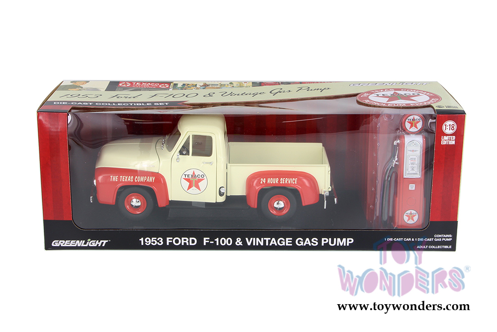 Vintage Texaco Gas Pumps