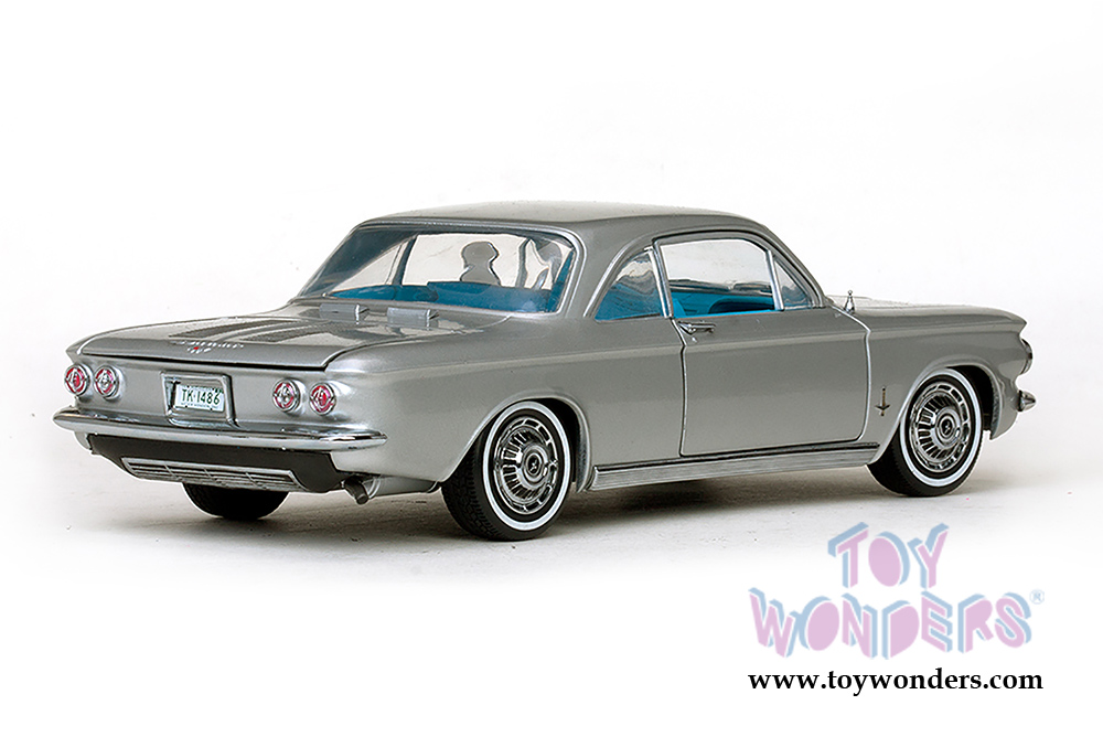 1963 Chevy Corvair Coupe Hard Top 1486 1 18 scale Sun Star