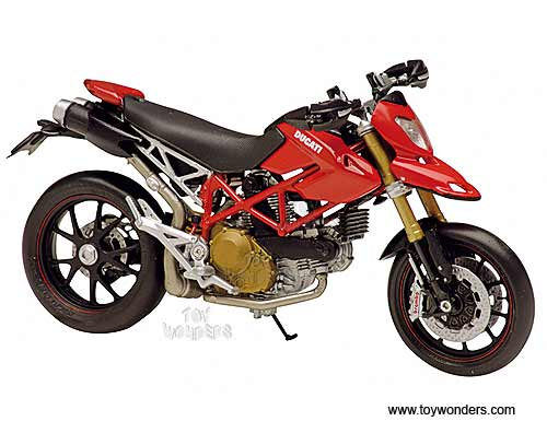 2007 ducati Hypermotard 1100 S Motorcycle by Solido Motor ...