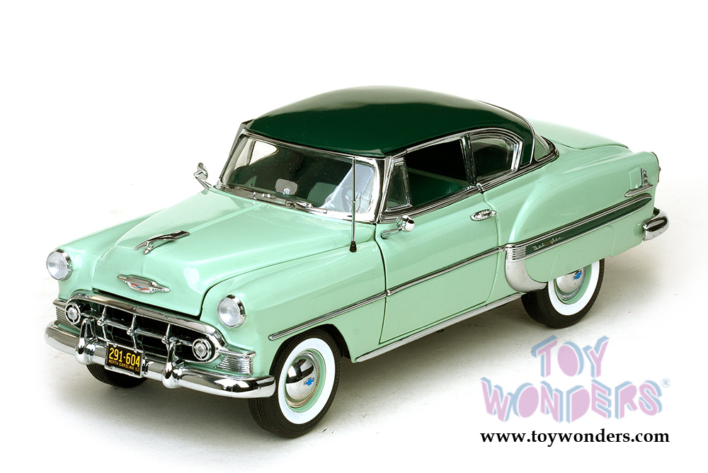 Sun Star Usa Chevy Bel Air Hard Top 1953 118 Scale Diecast