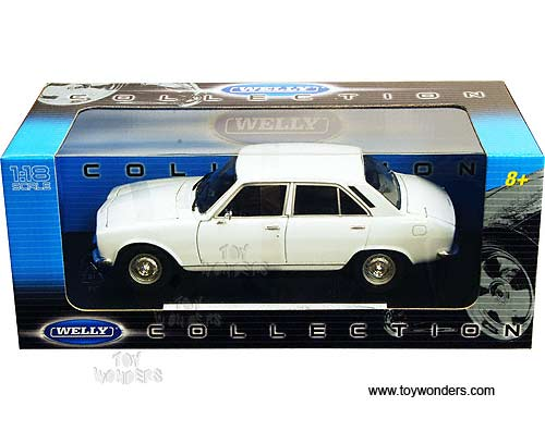 welly peugeot 504 1/18