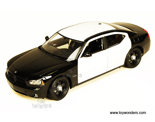 Welly Dodge Charger Daytona R T Police Car 2006 1 18