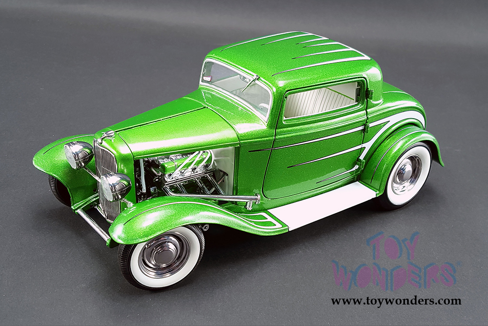 Ford 3-Window Coupe Release N0. 6 1805011 1/18 scale ACME wholesale ...