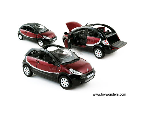 Norev Show Room - Citroen C3 Pluriel Charleston Convertible w/ Removable