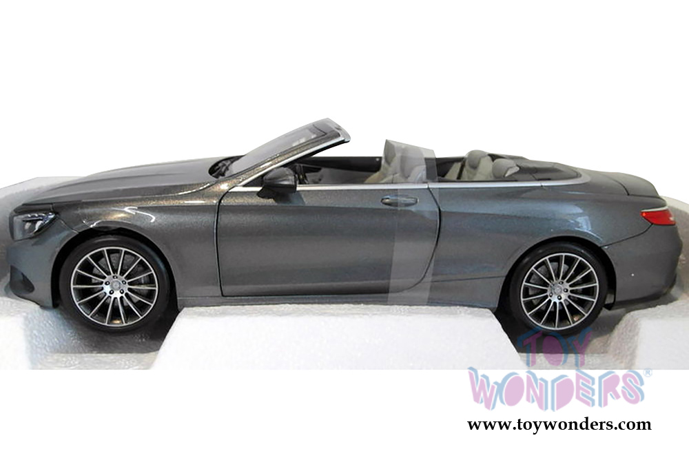 2015 Mercedes Benz S Class Covertible 183484 1 18 Scale