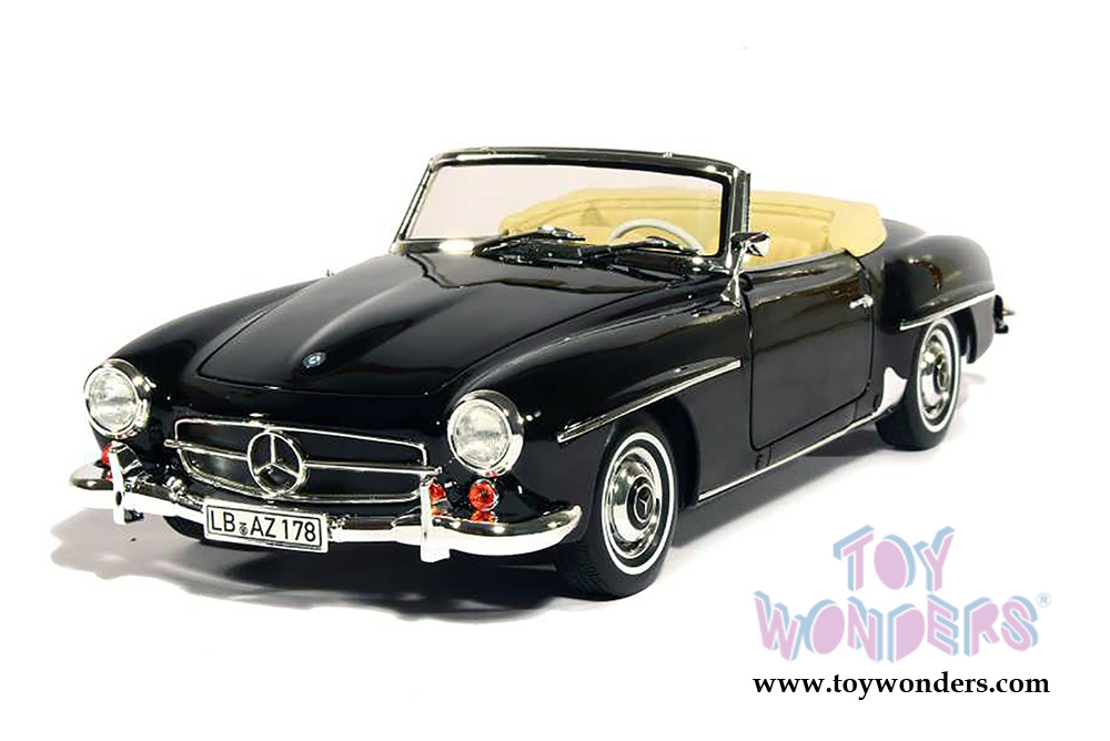 1957 mercedes benze 190 sl convertible 183538 1 18 scale for Mercedes benz wholesale