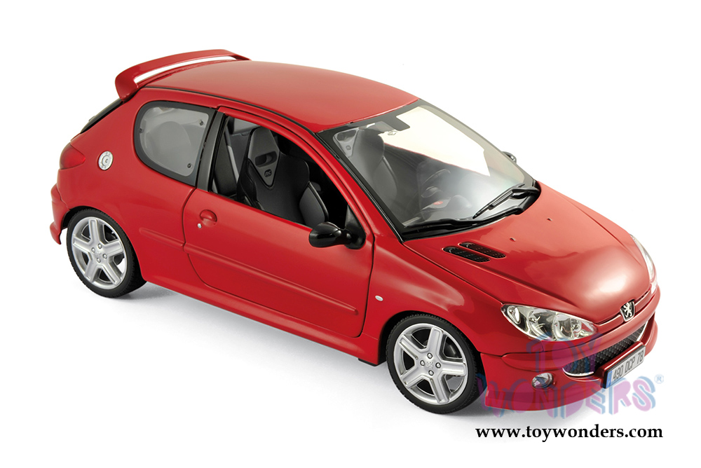 2003 peugeot 206 rc hard top 184823 1 18 scale norev wholesale diecast model car. Black Bedroom Furniture Sets. Home Design Ideas