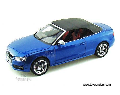 2009 Audi S5 Cabriolet Convertible W Removable Bonnet By