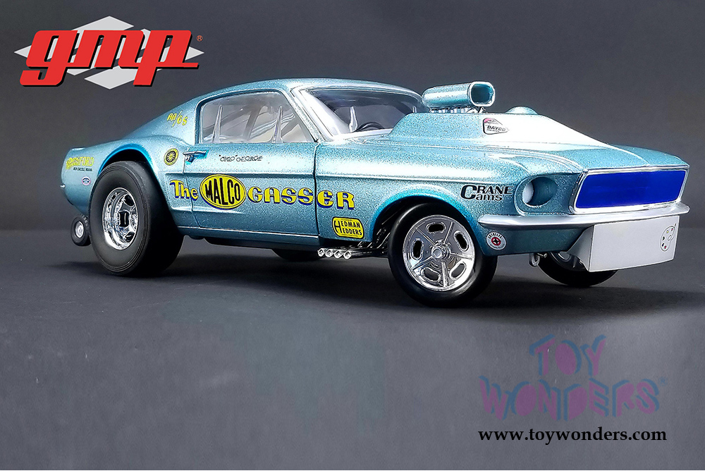 ohio george's 1967 ford mustang malco gasser with airplow front