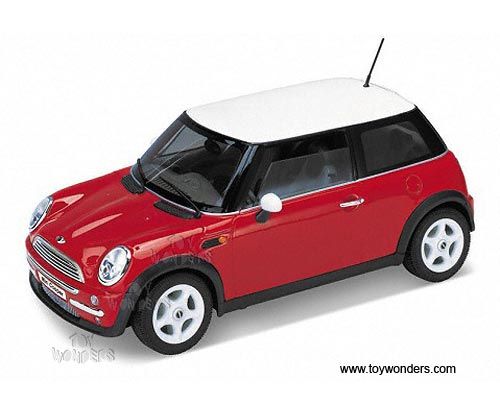 Mini Cooper Hard Top By Welly 1 18 Scale Diecast Model Car Wholesale