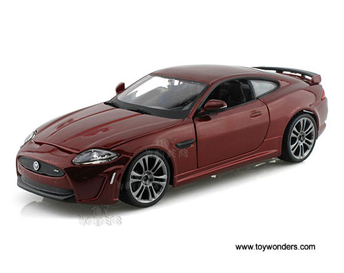 Jaguar Xkr S Hard Top 21063r 1 24 Scale Bburago Wholesale Diecast