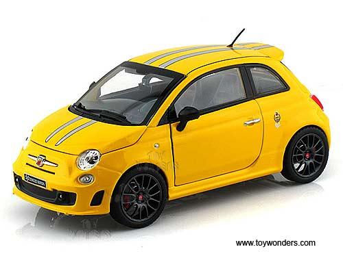 By Fiat Abarth 695 Tributo Ferrari Hard Top 21070yl 1 24