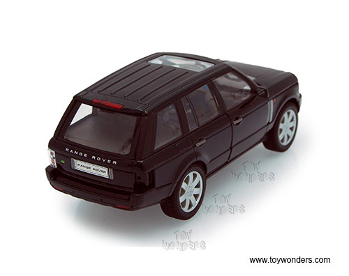 Welly Land Rover Range Suv W Sunroof 2003 1 24 Scale