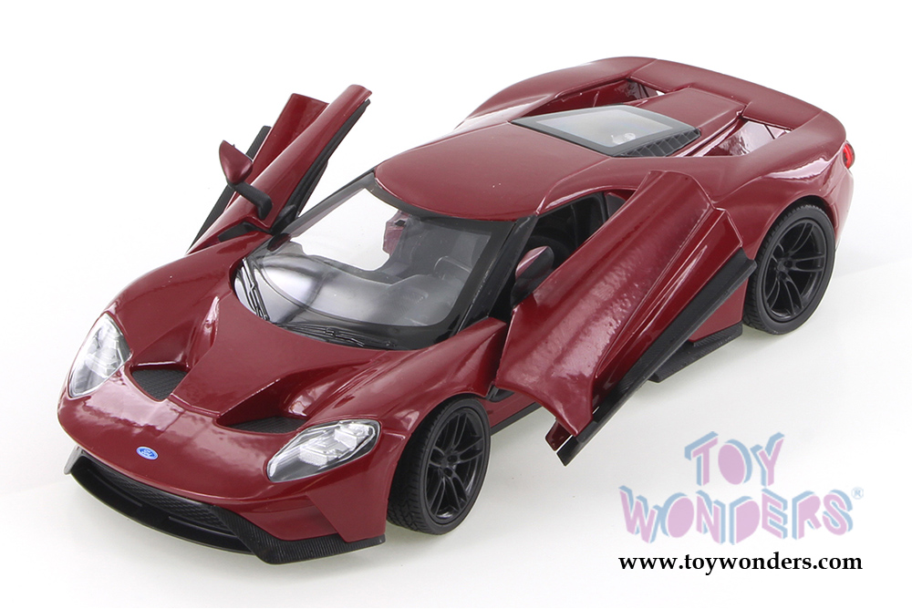Welly Ford Gt Hard Top  Scalecast Model Car