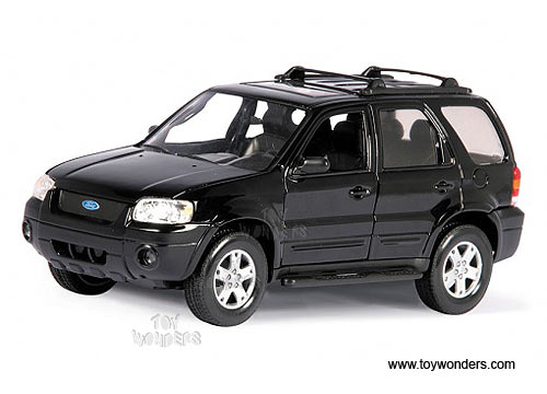 Welly - Ford Escape Limited SUV (2005 1/24 scale diecast model car  sc 1 st  Toy Wonders Inc. & 2005 ford Escape Limited SUV by Welly 1/24 scale diecast model car ... markmcfarlin.com