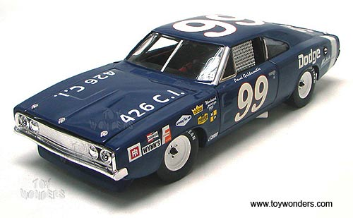1969 Dodge Charger 500 Race Car 99 Paul Goldsmith By Rc2 Ertl Mopar