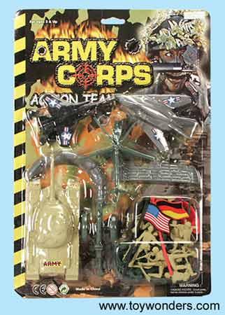 Toy Army Jets 36