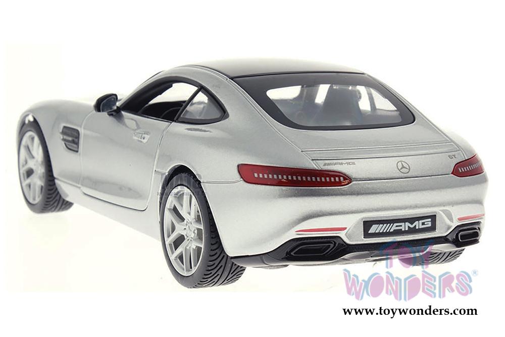 Mercedes Benz Amg Gt Hard Top 31134sv 1 24 Scale Maisto