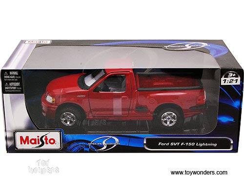 ford svt f-150 lightning pickup truck w/ surfboards 31141r 1/18