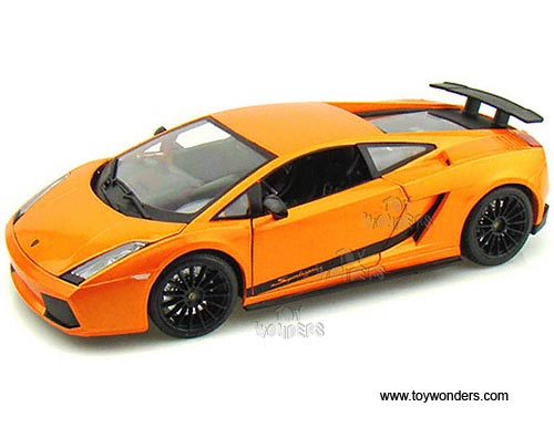 31149 машина 2007 ламборджини gallardo superlegge