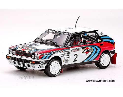 Sun Star Classic Rally - Lancia Delta HF Integrale 16V Race Car J.Kankkunen/