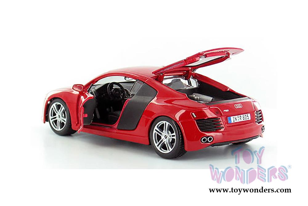 Maisto Audi R8 Hard Top 31281r 1 24 Scale Maisto