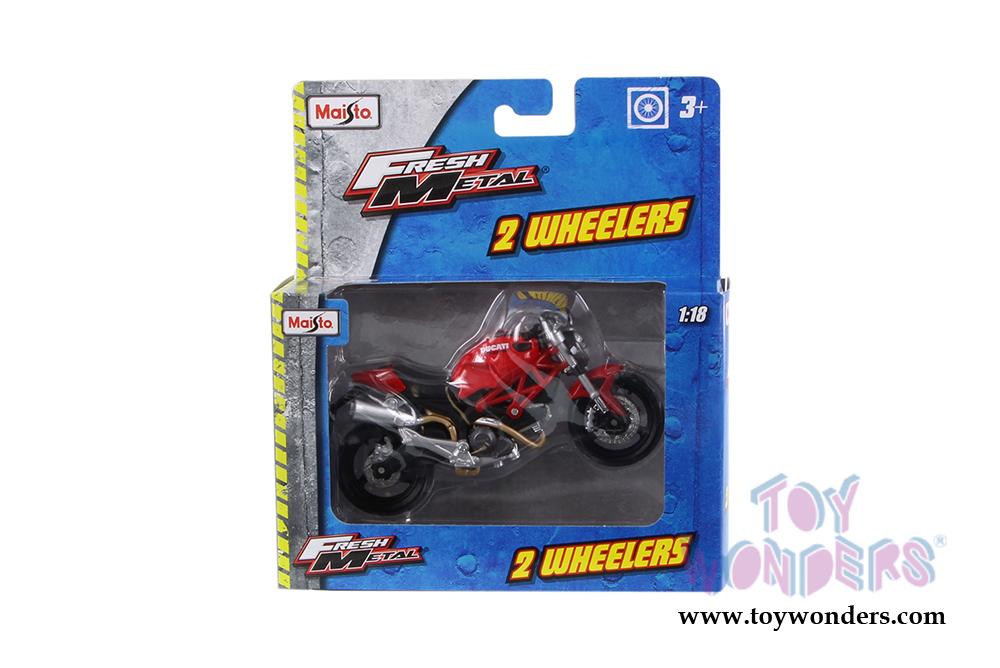 2 Wheelers Ducati Monster 696 Motorcycle 31300 696 1 18 Scale