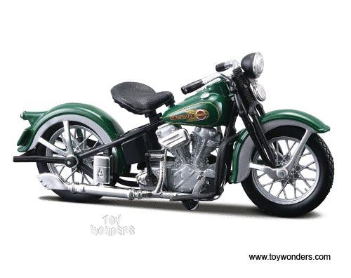 harley davidson motorcycles toy diecast cars series 25maisto 1