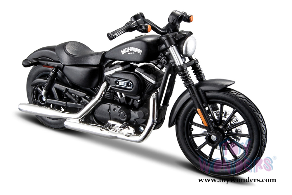 harley davidson motorcycles diecast series 33 31360 33 1 18 scale maisto wholesale diecast model car. Black Bedroom Furniture Sets. Home Design Ideas