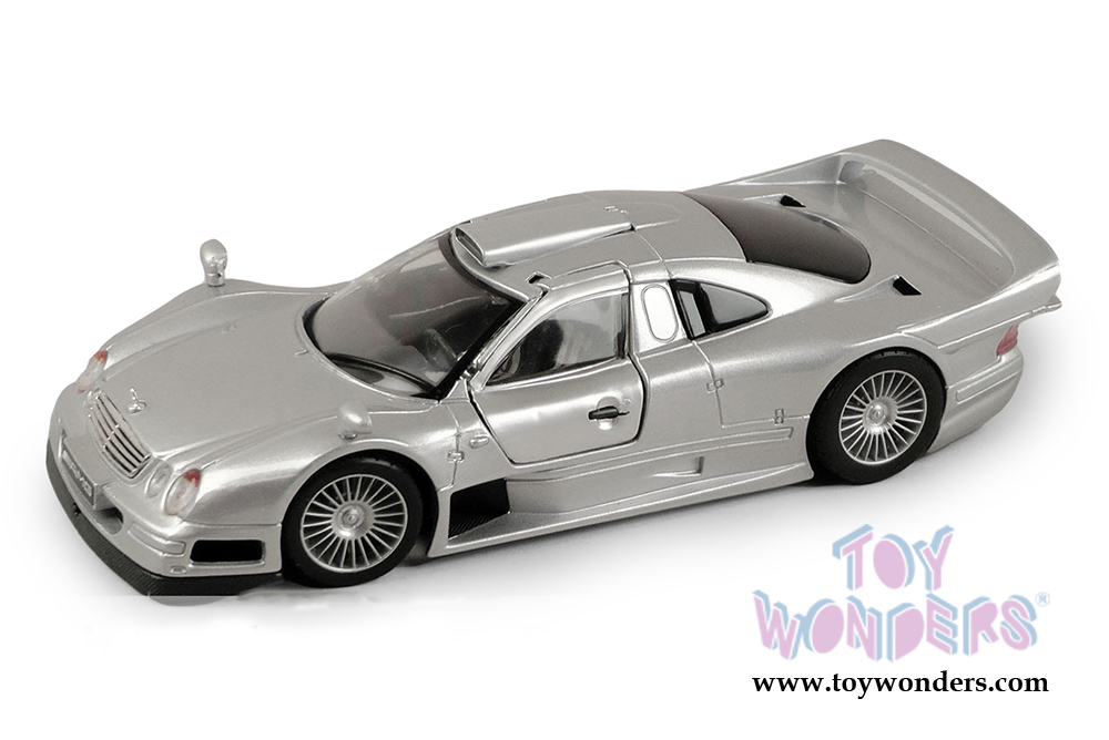 Maisto mercedes benz clk gtr hard top 31949sv 1 26 scale for Diecast mercedes benz