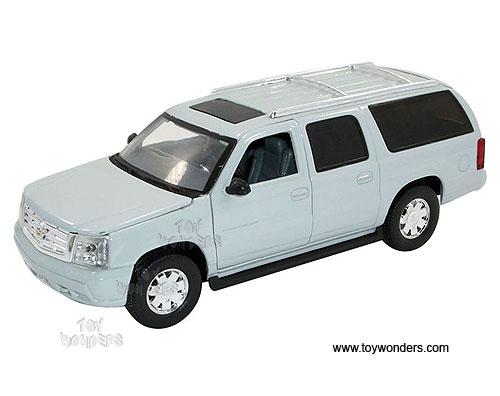 2004 Cadillac Escalade Esv Suv By Signature Models 1 32 Scale