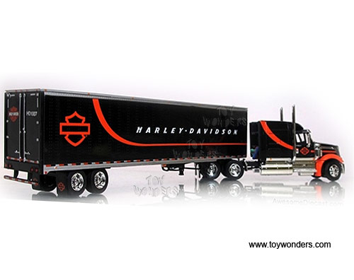 Die-cast-Promotions Harley-Davidson - International Lonestar Tractor ...