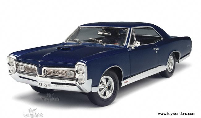 1967 Pontiac Gto By 1 18 Scale Diecast Model Car Wholesale