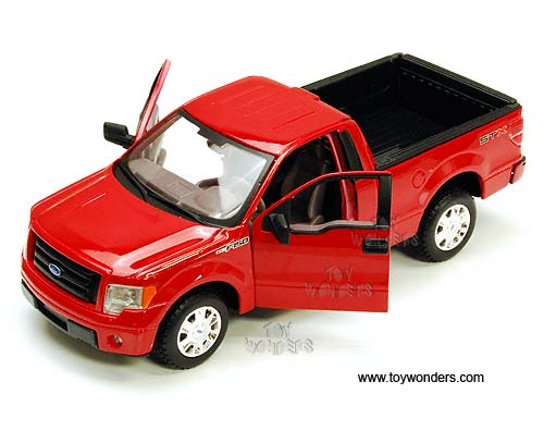 Showcasts Collectibles Ford F  Stx Pickup  Scale