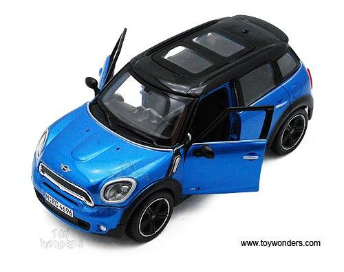 Showcasts Mini Cooper Countryman W Sunroof 1 24 Scale Cast Model Car