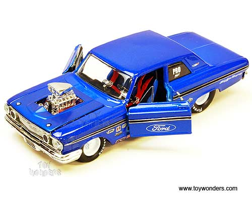 Maisto Custom Shop - Ford Fairlane Thunderbolt Hard Top w/ Engine Blower