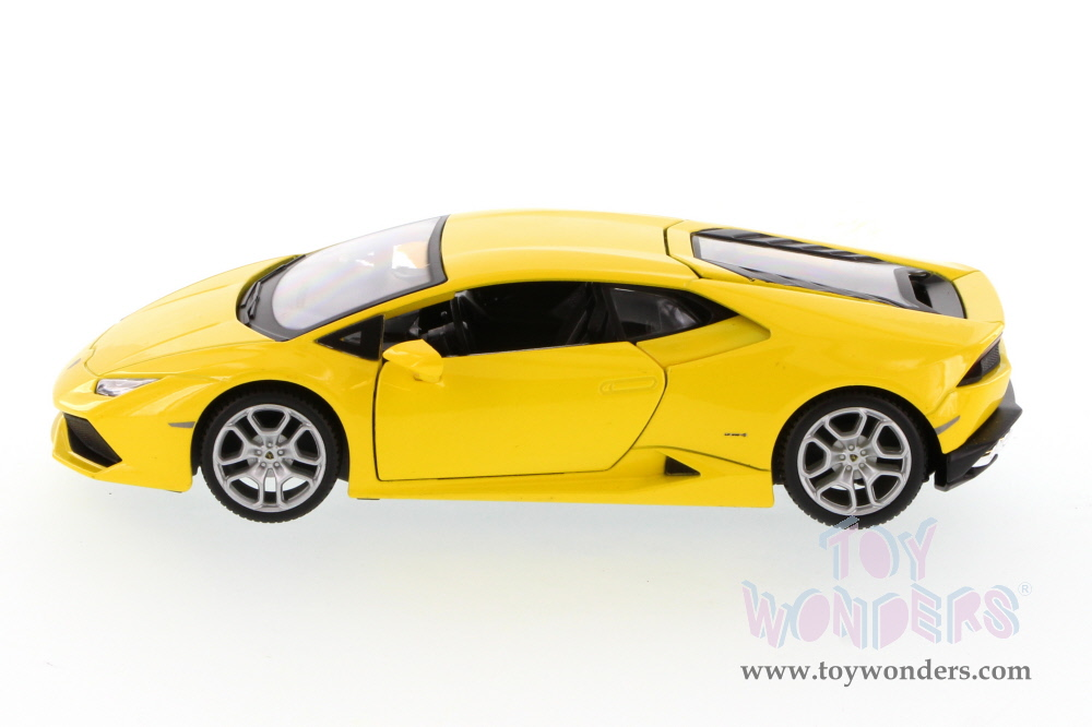 lamborghini huracan hard top lamborghini huracan polizia 1 24 scale diecast model car. Black Bedroom Furniture Sets. Home Design Ideas