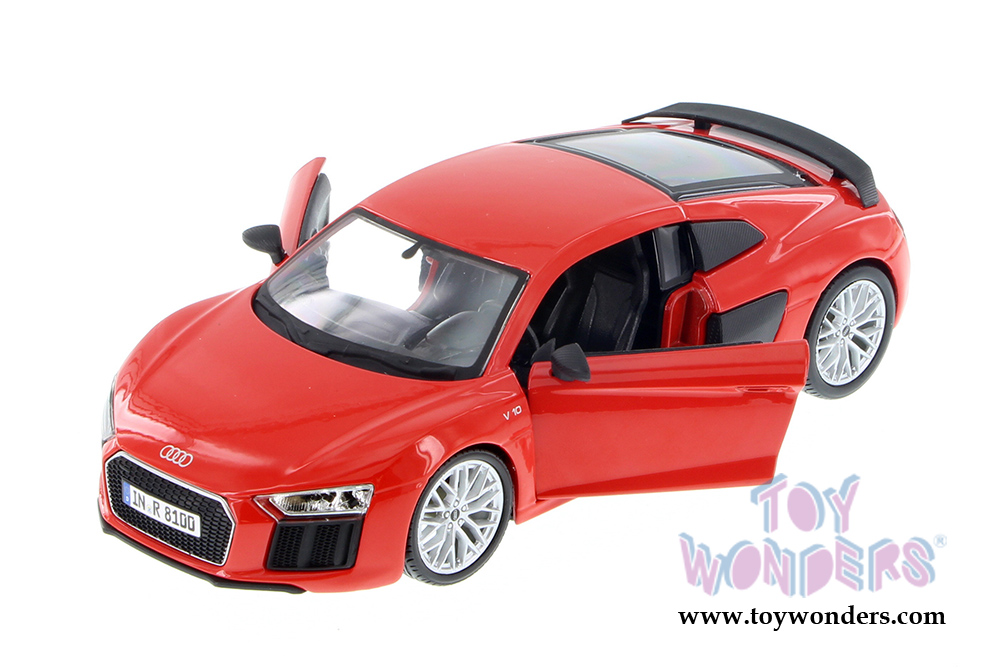 Maisto - Audi R8 Hard Top 34513 1/24 scale Showcasts Collectibles ...