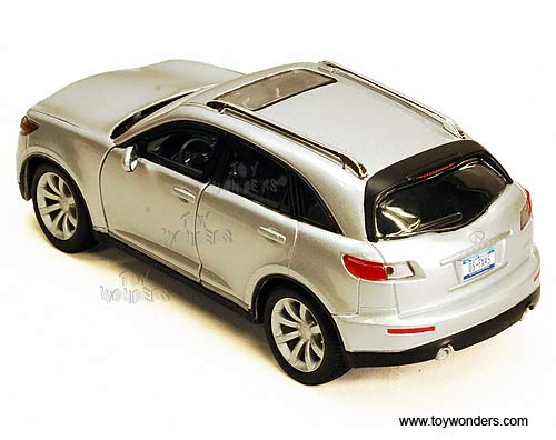 Infiniti Suv W Sunroof By Showcasts Collectibles