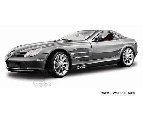 Mercedes Benz Slr Mclaren Hard Top 36653sv 1 18 Scale Maisto