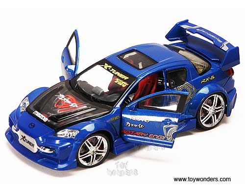 Boley Xtuner Mazda Rx 8 Hard Top W Sunroof Lights 1